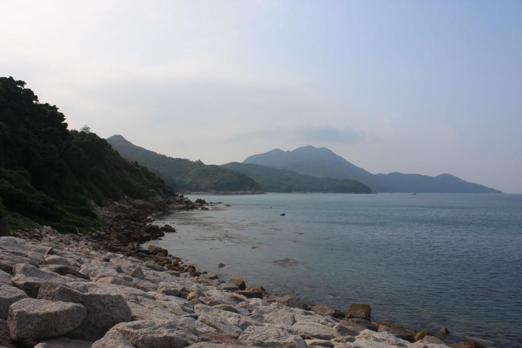 香港でも一人になれるところがあるなんて…
